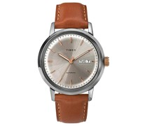 Marlin Automatic Day Date 40mm Cream Dial