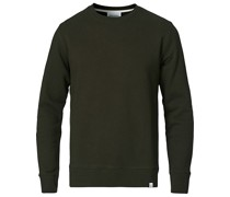 Vagn Classic Sweatshirt Beech Green