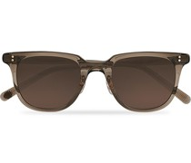 Franz Sonnenbrille Transparent Grey