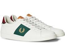 B721 Leder Sneaker Porcelain/Gold