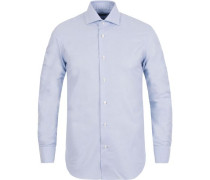 Slim Fit Oxfordhemd Blue