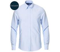 Slimline Oxfordhemd Light Blue