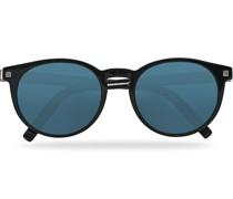 EZ0172 Sonnenbrille Shiny Black/Blue