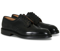 Pembroke Derby Black Calf
