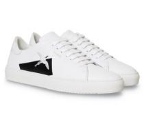 Clean 90 Taped Bird Sneaker White Leder