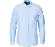 Liam Buttondownhemd Light Blue