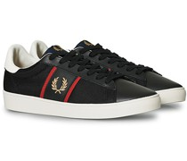 Spencer Mesh Sneaker Black/Gold