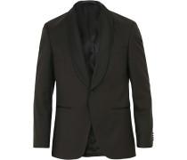 Jefron Schal Smoking Blazer Black
