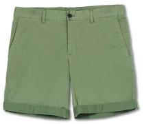 Nathan Super Satin Shorts Sage Green