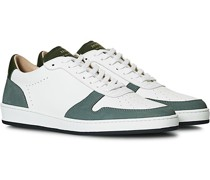 ZSP23 Nappa/Suede Sneaker Kaki/Bleu Gris