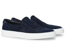 Garda Sneaker Navy Suede