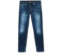 Evolve Super Top Jeans Medium Blue