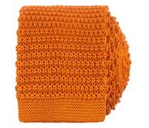 Stricked Silk Krawatte 6 cm