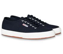 Canvas Sneaker Navy