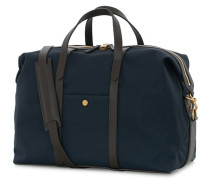 M/S Avail 48h Nylon Weekender Navy/Dark Brown