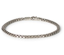 Venetian Armband Double M Armband Silver