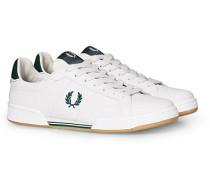 B722 Ledersneaker Porcelain/Ivy