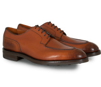 Dover Split Toe Derby Chestnut
