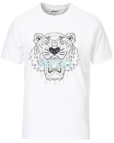 Icon Tiger Tshirt White