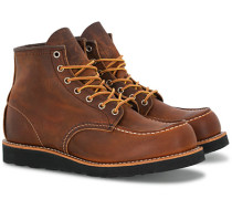 Moc Toe Stiefel Copper Rough/Tough Leder