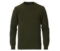 Fouesnant Classic Pullover Dark Green