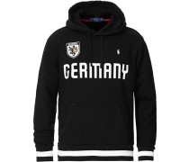 Country Of The World Hoodie Black