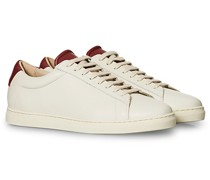 ZSP4 Nappa Ledersneaker Off White/Cerese