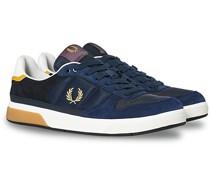 B300 Suede/Mesh Sneaker Inky Blue/Gold