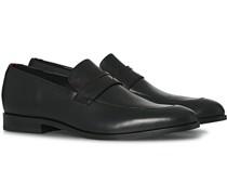 Ruston Leder Loafer Black