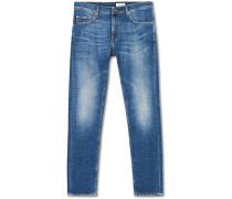 Pistolero Stretch Organic Baumwoll Son Jeans Mid B