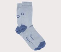 Socken mit Gancini Motiv