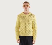 Handgestrickter Pullover