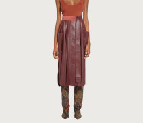 Nappa skirt