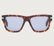Sonnenbrillen Dunkles Schildpatt