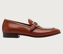 Buckle loafer