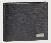 Doppelt gefaltete Brieftasche Internationales Format