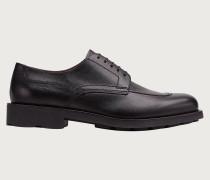 Winter derby shoe