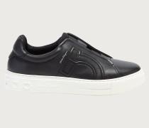 Slip On Sneaker mit Gancini