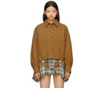 Strap Detail Hemd / Bluse
