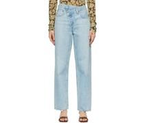 Criss Cross Jeans