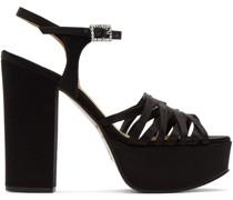 'The Glam' Heeled Sandale