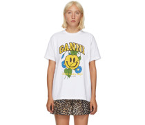 Smiley Flower Tshirt