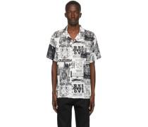 Weekend World Hawaiian Short Sleeve Shirt