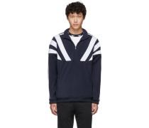 96 QZ Zip-Up Pullover
