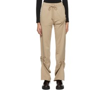 Ruched Loungehose