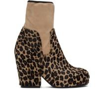 Leopard Stiefel