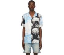 om Hawaiian Short Sleeve Shirt