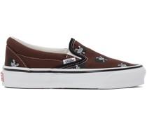 Wacko Maria Edition OG Classic Slip-On Sneaker