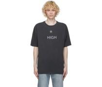 Washed High Tshirt