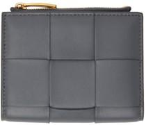 Intrecciato Small Bifold Brieftasche